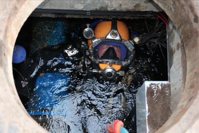 Hercules Duikbedrijf Duikwerkzaamheden Brandbeveiliging 08