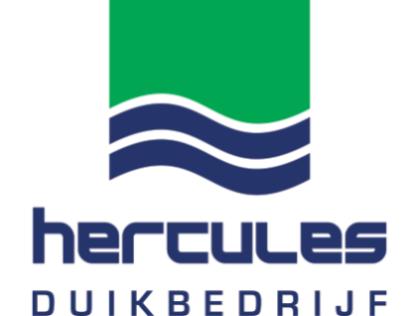 Logo witte achtergrond Hercules Duikbedrijf