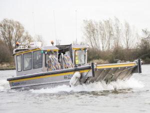 Werkboot Aquality Hercules Duikbedrijf