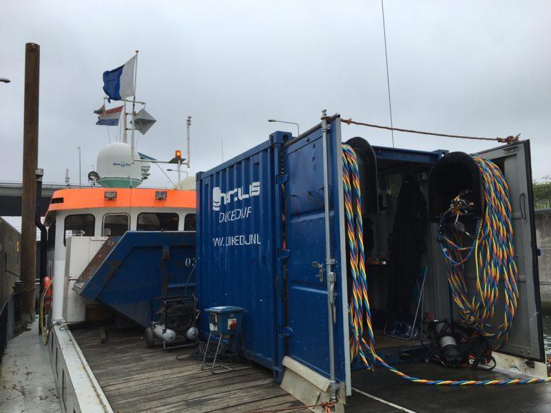 Container Hercules Duikbedrijf